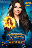 The Wizards Return: Alex vs. Alex (2013) online y gratis