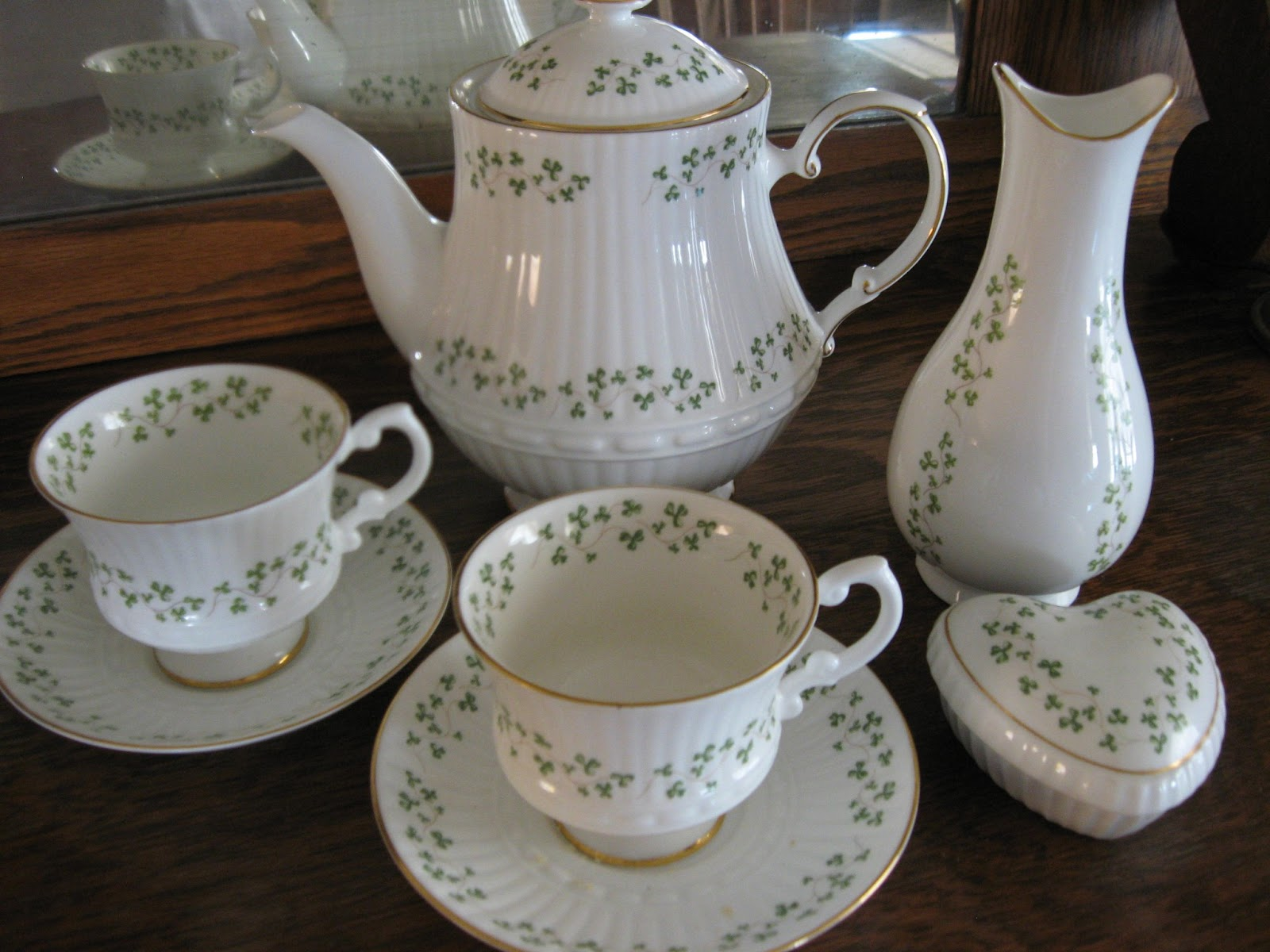 Ramona Lynam  St  Patrick's Day China