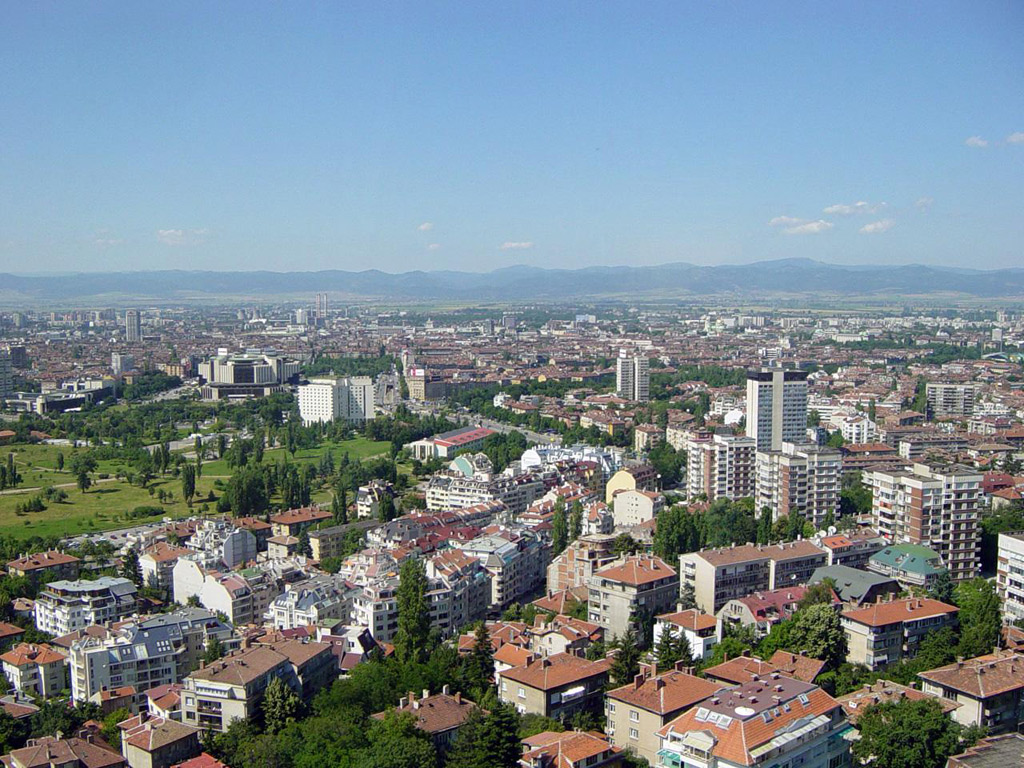 Sofia Bulgaria  city photos : SOFIA BULGÁRIA GEOGRAFIA TOTAL Geografia e Geopolítica