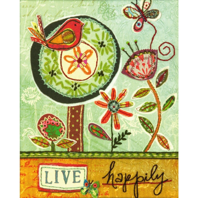 Weekend kits hand embroidery easy fabric