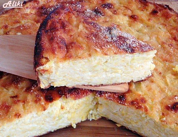 Ova kombinacija tikvica sa tvrdim sirom je odlična.