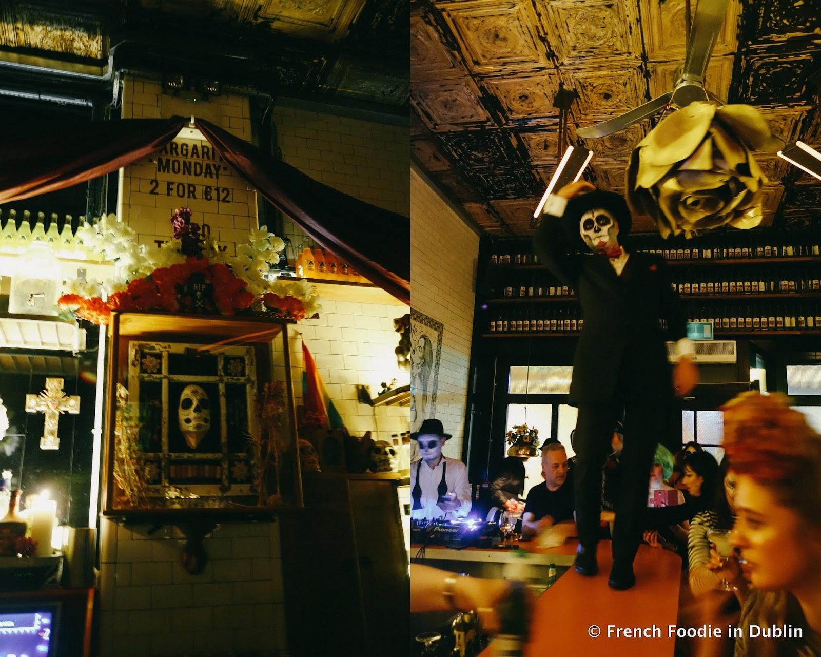 Dia de los Muertos Halloween Party at 777   French Foodie in ...