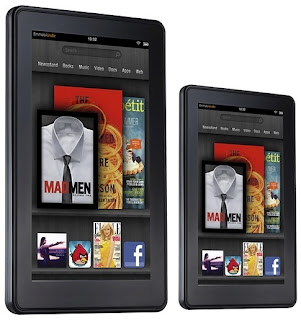 At least three Kindle Fire 2 tablets
