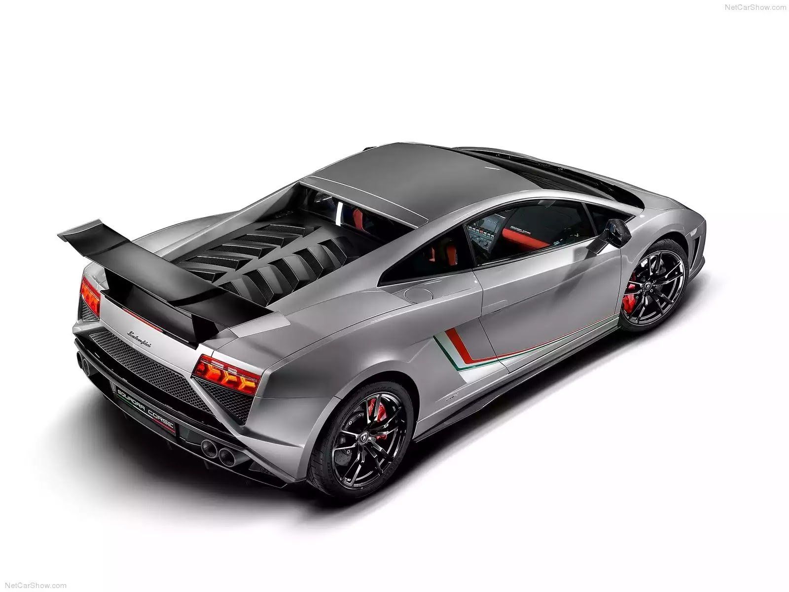 Hình ảnh siêu xe Lamborghini Gallardo LP570-4 Squadra Corse 2014 & nội ngoại thất