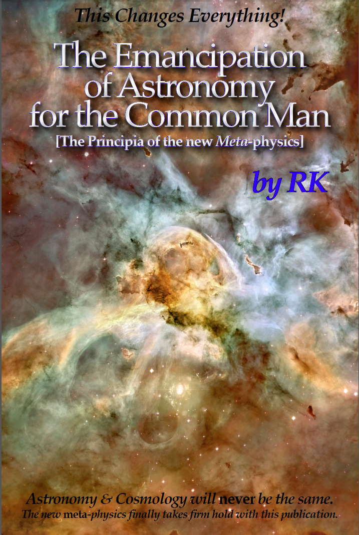 The Emancipation of Astronomy for the Common Man