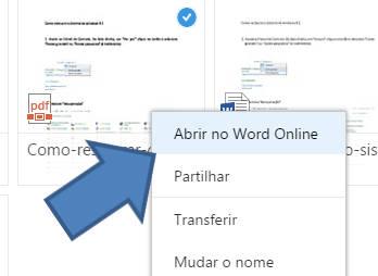 abrir pdf no word online