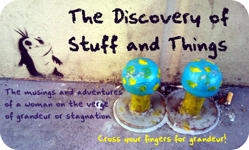 The Discovery of Stuff and Things