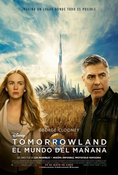 Tomorrowland: El mundo del mañana (2015) DVDRip