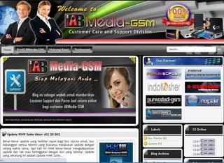 Support Blog Bisnis
