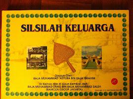Buku Salasilah Keluarga Kerajaan Riau Lingga