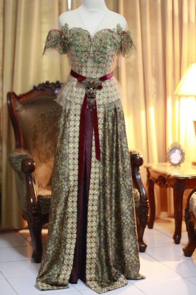 Kumpulan Foto Model Baju Busana Kebaya Batik Trend Baju