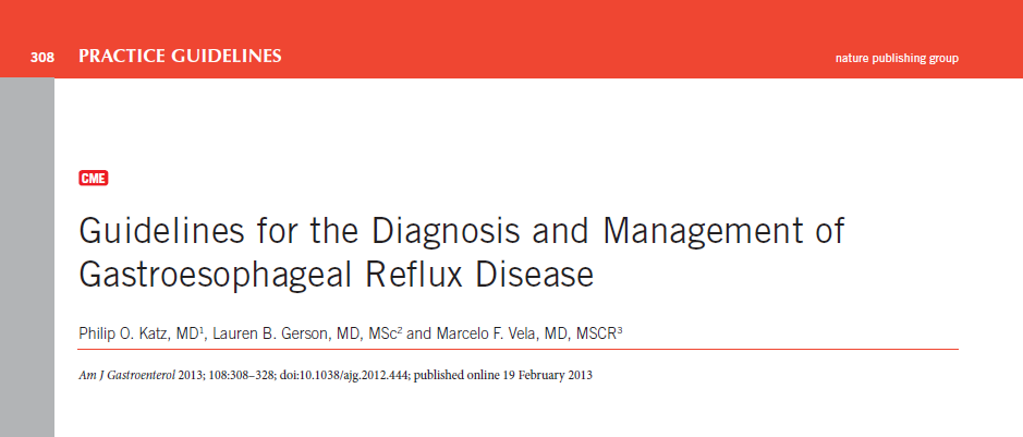 casanz guidelines for the diagnosis and management