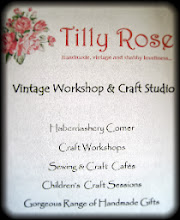 Check out my Craft Workshops...