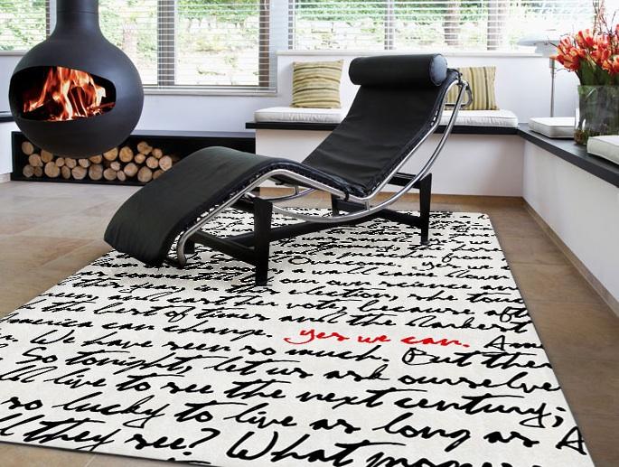 Deco Chambre Interieur Tapis Contemporains Pour Votre Salon