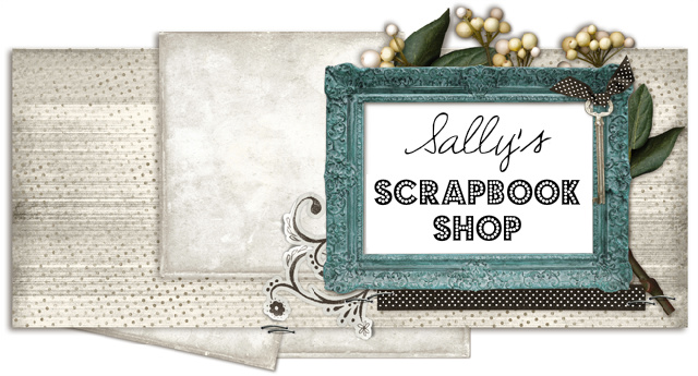 Sally's Scrapbook Shop