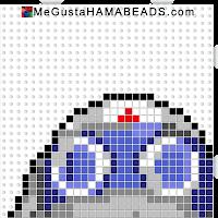 hama beads midi dororo
