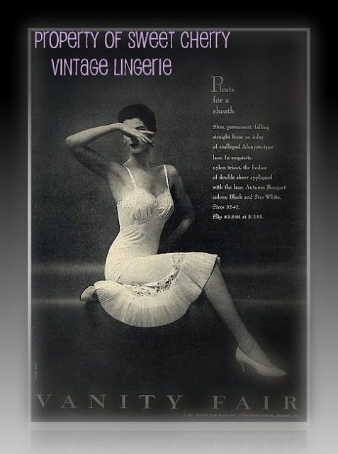 Sweet Vintage Lingerie