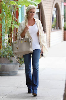 Heidi Montag In Los Angeles