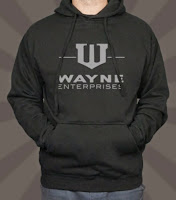 Wayne Enterprises Hoodie Limited Edition
