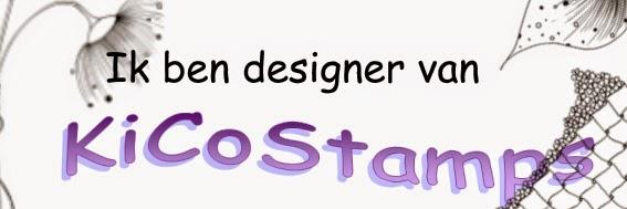 Designer bij KiCoStamps