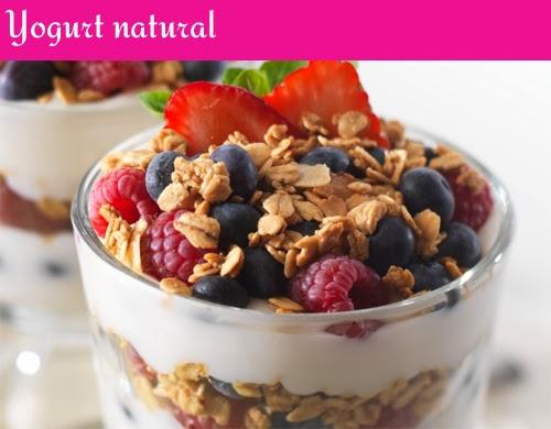 yogurt para adelgazar