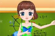 School Game : Cute Teacher