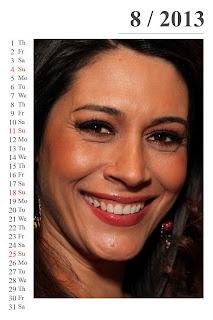 Raylene calendar 2013 - unofficial release