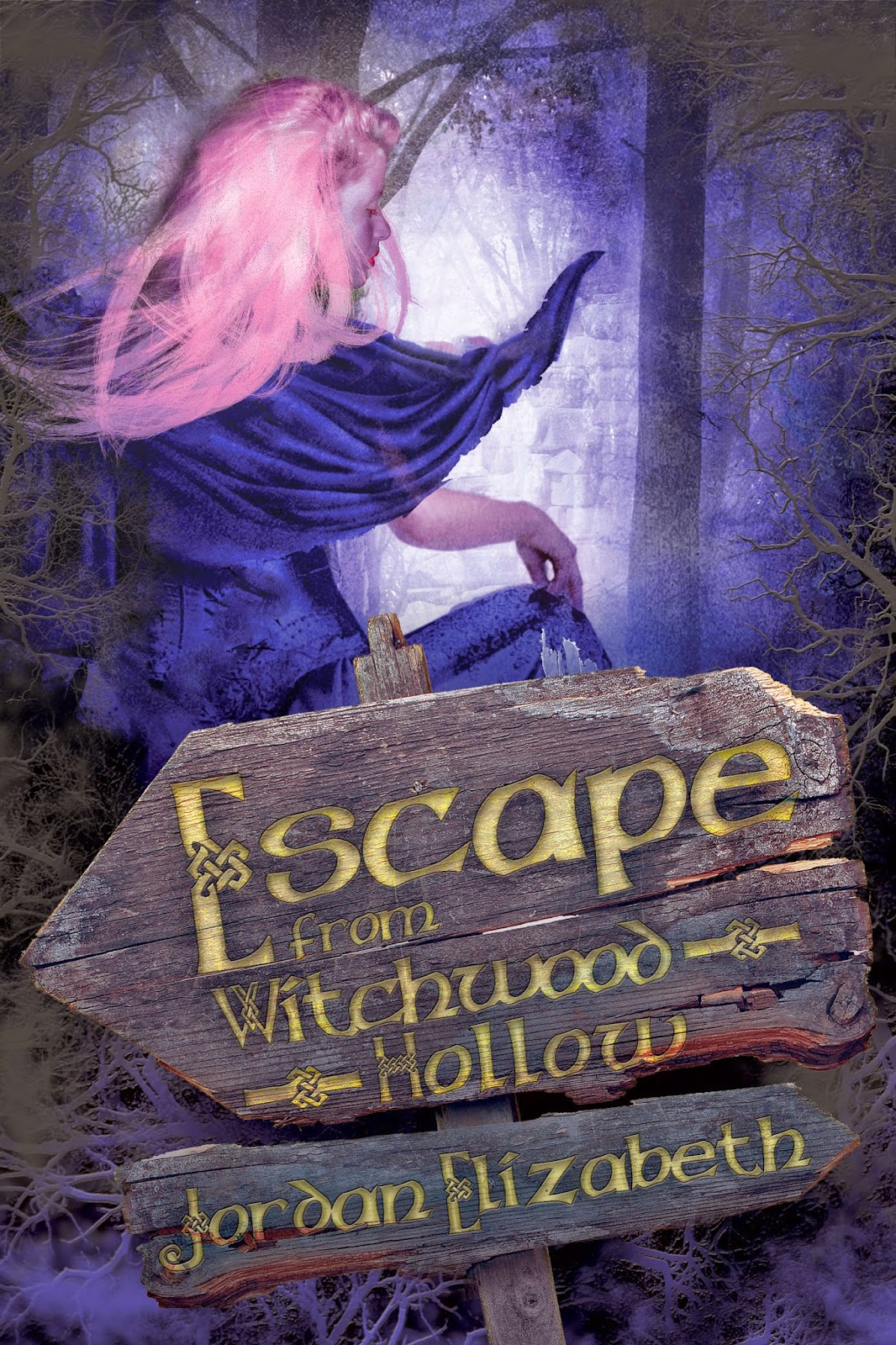 Escape from Witchwood Hollow by Jordan Elizabeth