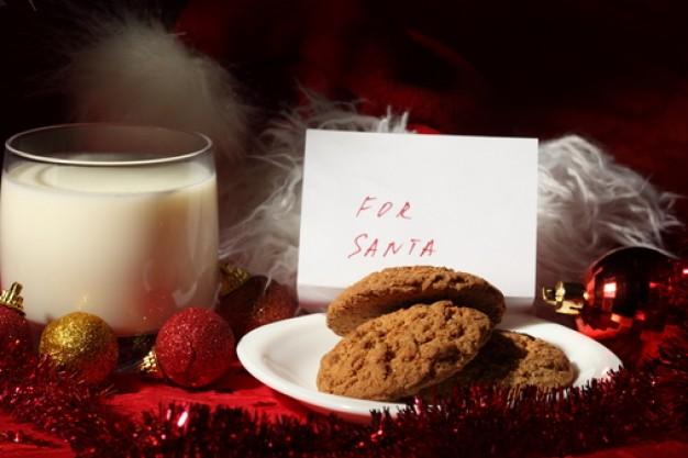 Recette de biscuit pour pere noel
