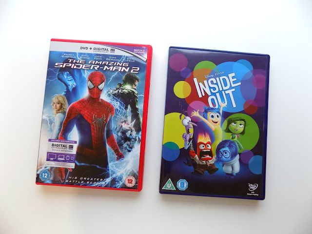 Inside Out & The Amazing Spiderman 2