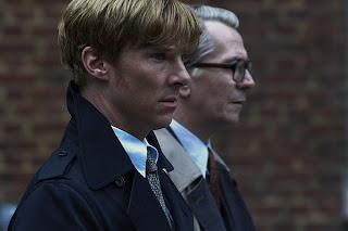 Benedict Cumberbatch, Gary Oldman, Tinker Tailor Soldier Spy