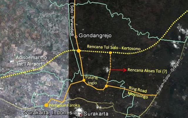 Jalan Tol Solo Ngawi Kertosono