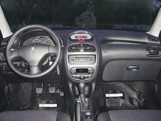 Prueba Peugeot 206 HDI Premium XT HDI