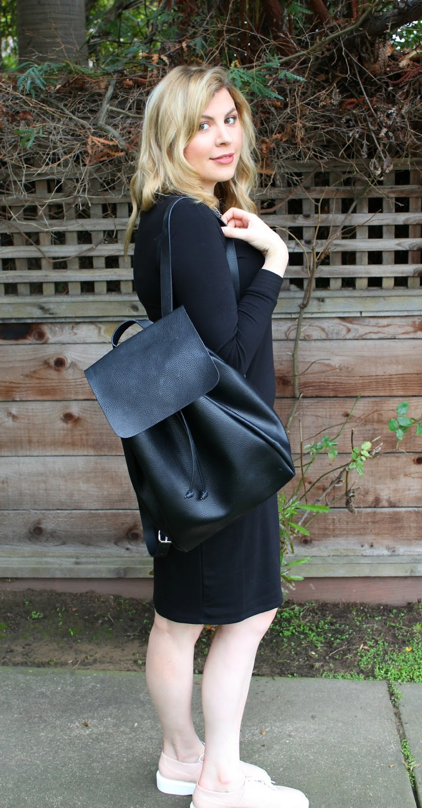 Affordable Black Midi Dress
