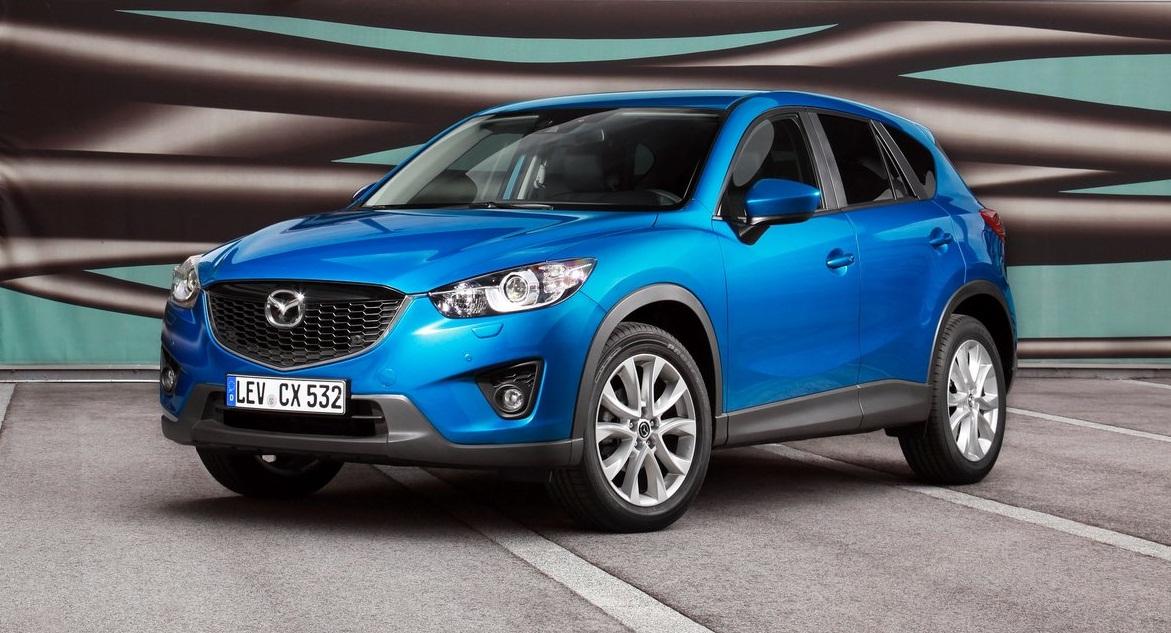 Mazda sport cars 2013