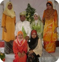 MY BELOVED SIBLINGS