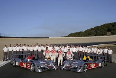 Prochaine édition du Mans-Audi R10 TDI à vendre
