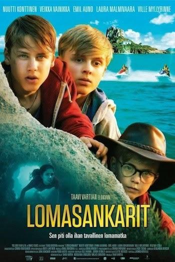 The Island of Secrets (2014) Full Movie