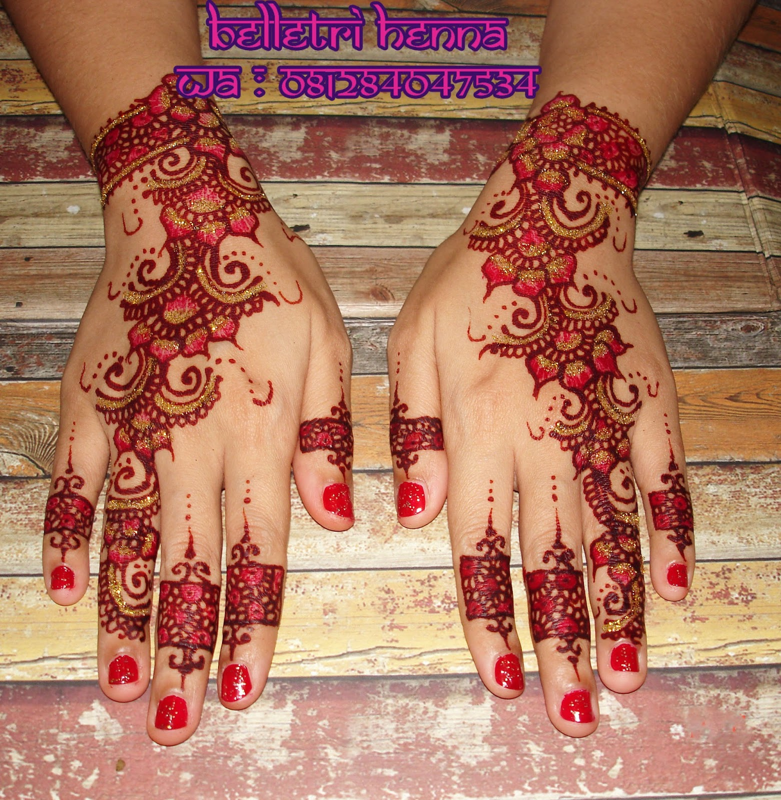 BELLETRI HENNA August 2015