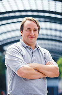 black hats and wallpaper,linus torvald