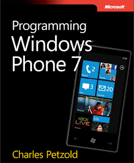 Imagen de la portada de Programando en Windows Phone 7