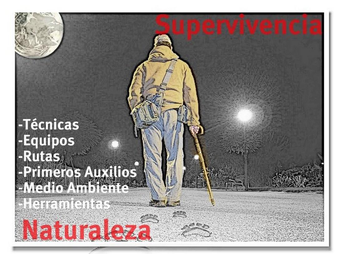 Supervivencia deportiva y Naturaleza. - Spanish Survival in Nature.