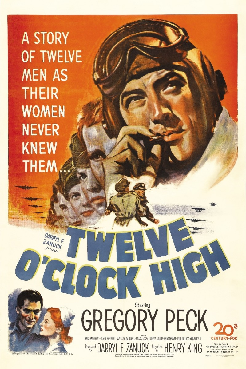 movie review on 12 oclock high A thin, problematic and amateurishly-made documentary, 12 o'clock boys plays like two films awkwardly grafted together one documents the criminally boisterous antics of the eponymous boys, hundreds of young african-american men (most appear to be in their late teens, 20s and 30s) who .