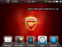 blackberry themes arsenal Blackberry Themes Arsenal