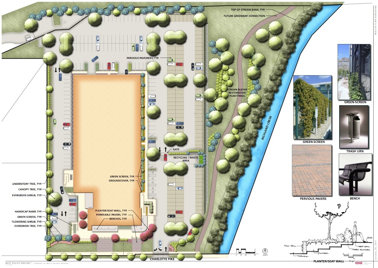 Charlotte Avenue is Shaping UP!: Revised site design for West ...
