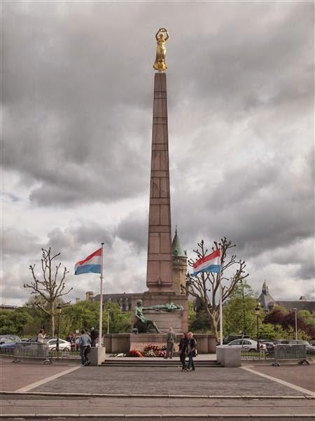 Monumento del Recuerdo - Gelle Fra