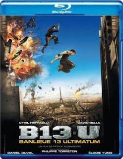 B13-U: 13º Distrito Ultimato Dublado