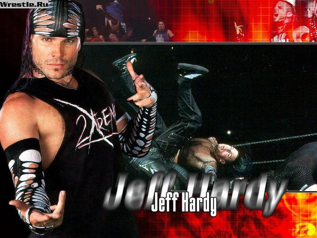 jeff hardy stylish wallpaper