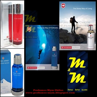 PERFUMES SWISS ARMY