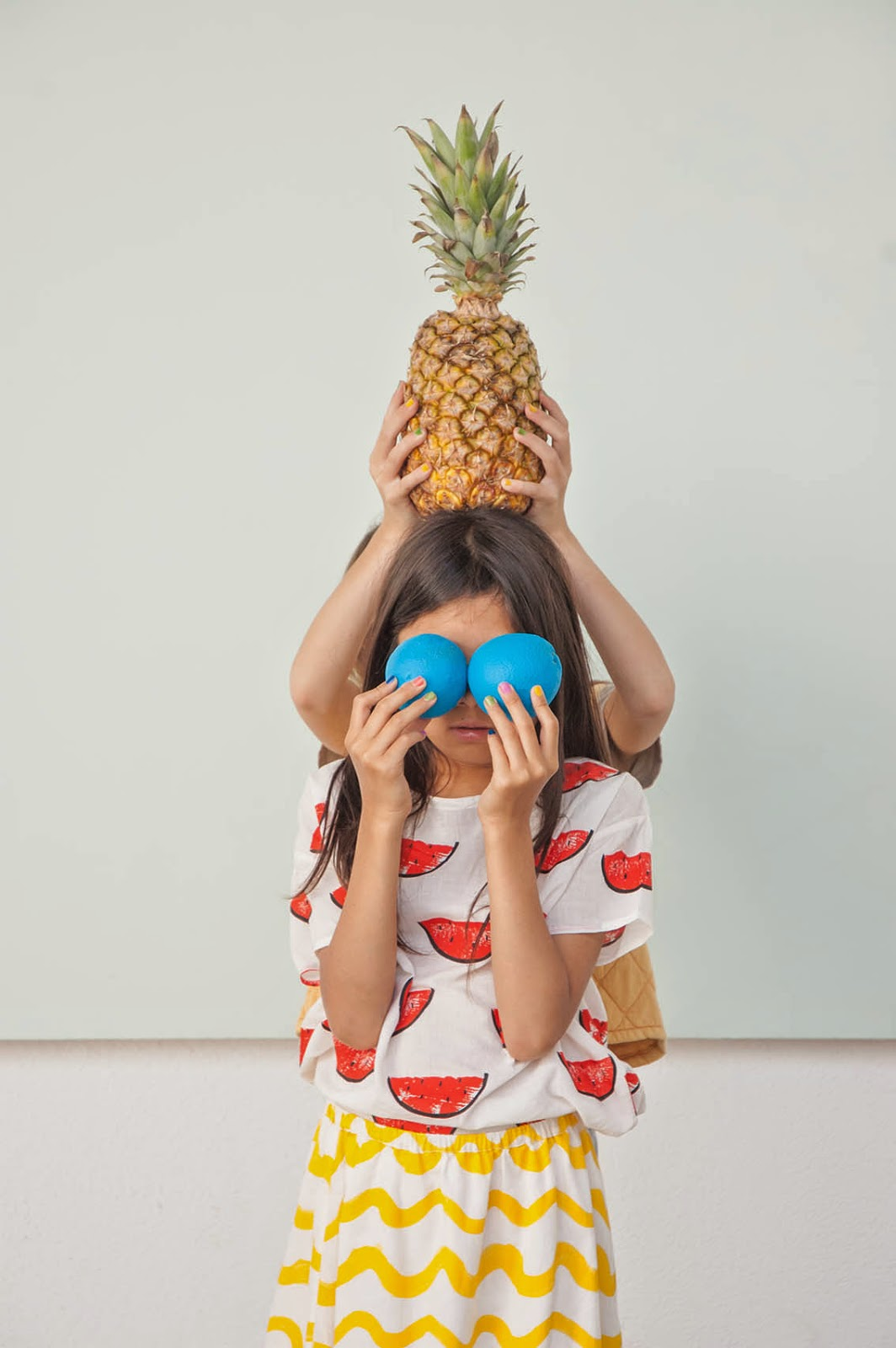 Bobo Choses Spring-Summer 2015 - watermelon top